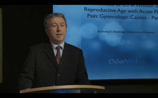 Essentials of US in Women of Reproductive Age CME
